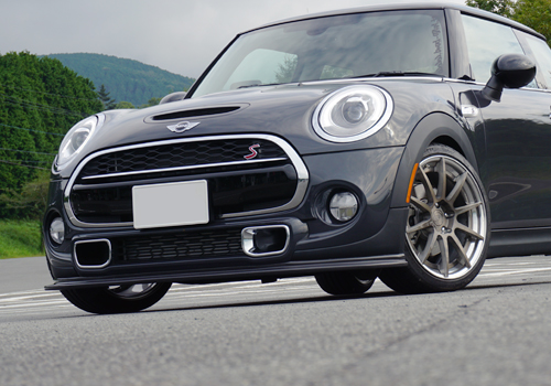 F56 Front Spoiler(CooperS)-2