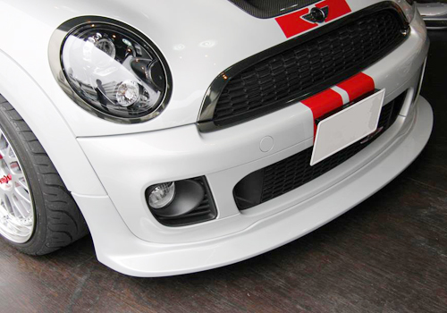 R56 Jhon Cooper Works Front Spoiler(MC後)